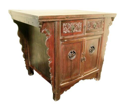 Antique Chinese Altar Cabinet (3408), Circa 1800-1849