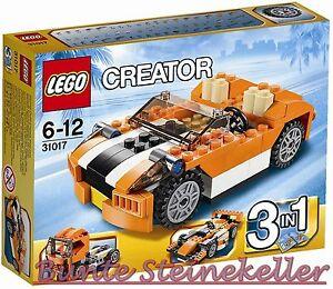 LEGO-Creator-3-in-1-31017-Ralley-Cabrio-NEU-OVP