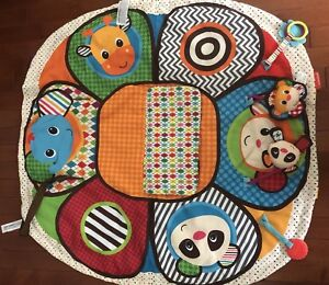 Inflantino Play and Away Cart Cover and Play Mat