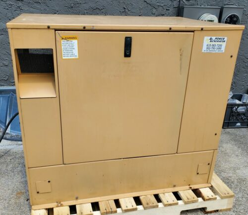 Winco 15KW Stand By Generator LP/NG 120/240v 1 Ph