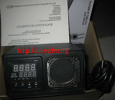 Infrared Ir Thermometer Calibrator Blackbody Calibration Source 50-350c 122-662f