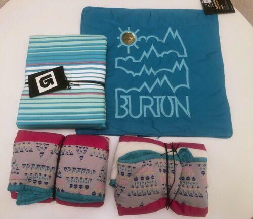 New Pottery Barn Teen Burton Venture Stripe Duvet Cover Full Queen Shams Pillow
