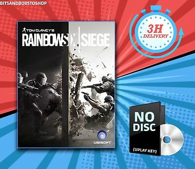 Tom Clancys Rainbow Six Siege [PC] (2015) UPLAY DOWNLOAD KEY