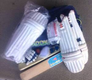 Cricket Gear and bag. Upper Coomera Gold Coast North Preview