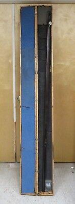 Mueller Gage 560-s Shallow Diameter Gage 50-70 .0001 W Wooden Case - Mz43