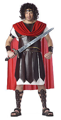 Hercules Gladiator Warrior Adult Plus Size - Hercules Costumes
