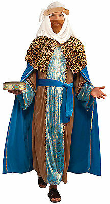 Sapphire Wise Man - Nativity - Christmas Adult Costume