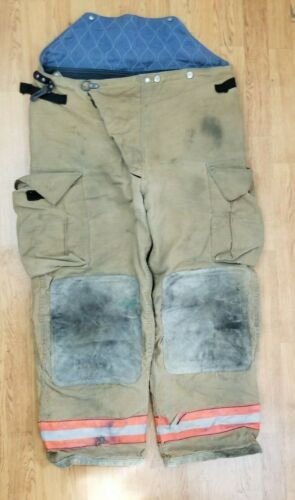 Globe Firefighter Bunker Turnout Pants 42 x 30