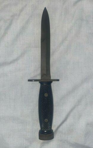 "Vintage M7 Bayonet Fighting Knife 11"""