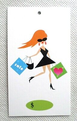 250 Price Tags Accessories Tags Cute Girl Clothing Tags Merchandise Hang Tags