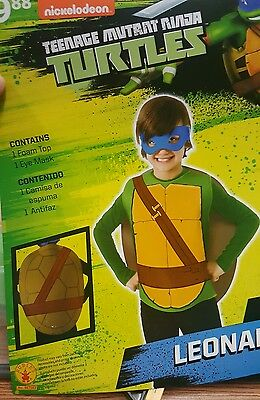 Leonardo Teenage Mutant Ninja Turtles Costume Boys Rubies 887583 - Costume Teenage Mutant Ninja Turtles