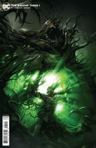 Swamp Thing Vol 7 #1 Cover B Variant Francesco Mattina Cover