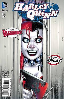 Classic Harley Quinn (HARLEY QUINN #21 CLASSIC SHINING HOMAGE COVER DC COMIC BOOK NOV 2015 NEW)