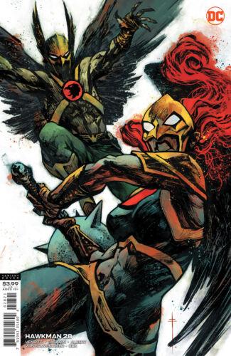 Hawkman #28 Sebastian Fiumara Variant 10/13/20 NM