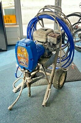 Graco Gmax 7900 Hp Gas Powered Airless Paint Sprayer Local Pick Up Only