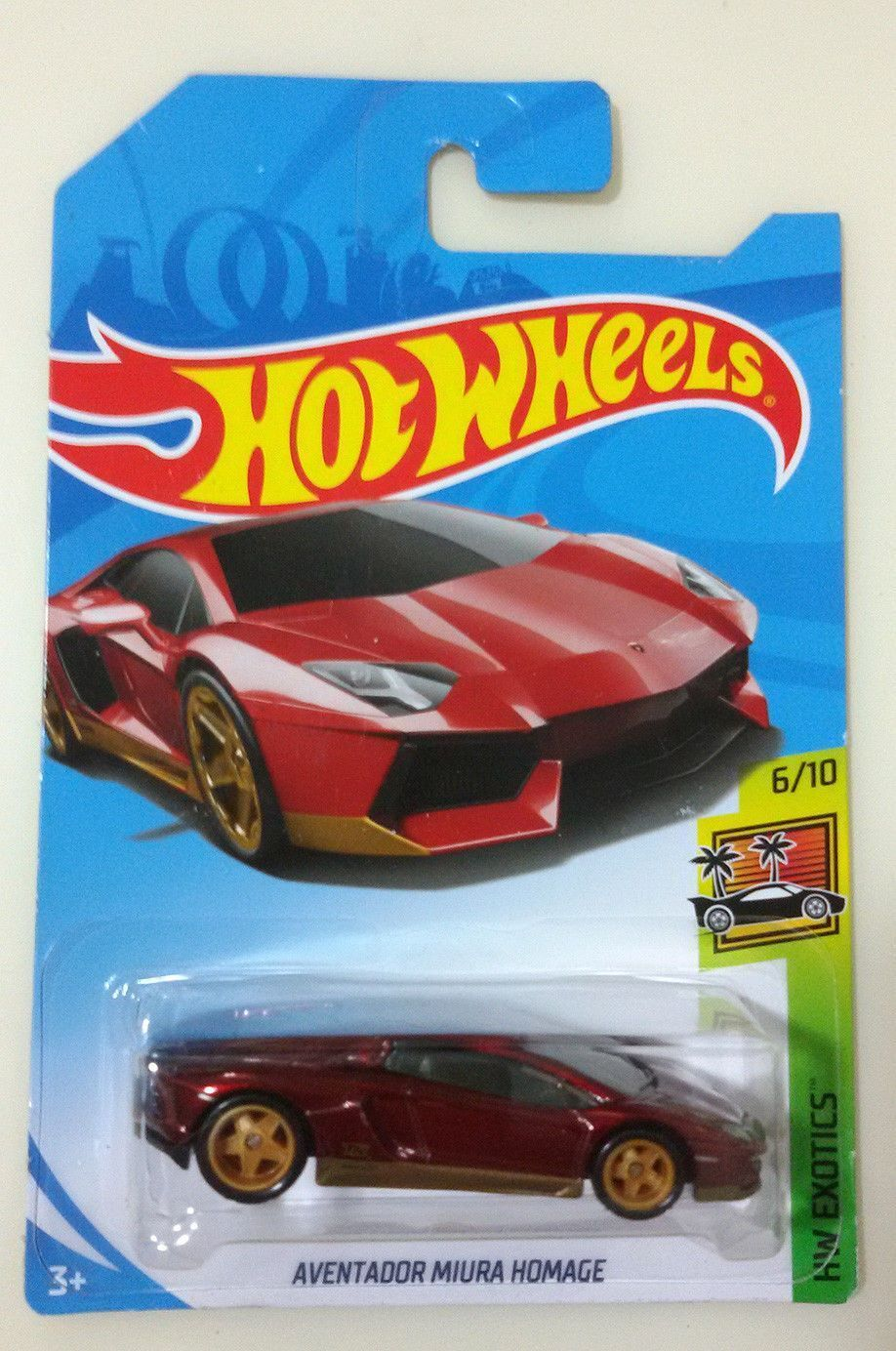 hot wheels 2018 super treasure hunt lamborghini aventador miura for