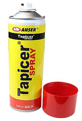 Kontaktkleber Kraftsprühkleber Schaumstoffkleber 500 ml (Kleber Schaumstoff)