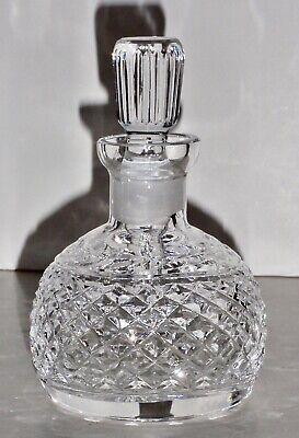 Perfume Bottles Hand Cut Crystal Vatican
