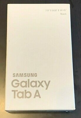 "Samsung 7"" Galaxy Tab A 8GB Wi-Fi Android Tablet - Black"
