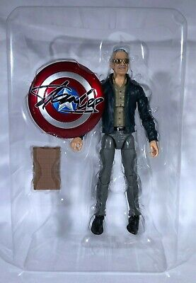 IN HAND 2020 Hasbro Marvel Legends Stan Lee Action Figure Ships LOOSE Next Day!