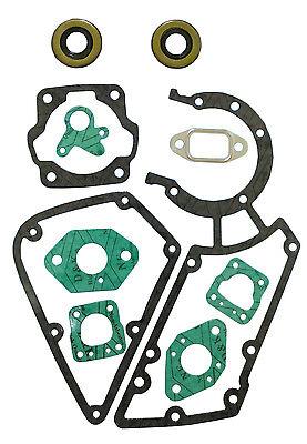 Gasket Set Seals Fits Stihl Cut Off Saw 08s Bt360 Ts350 Ts360 - 1108-007-1050