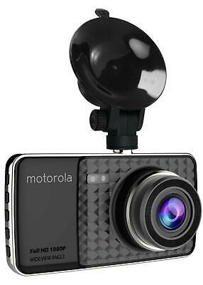 Motorola MDC400 HD Dash Cam LCD screen Loop recording G-force sensor 140 degree