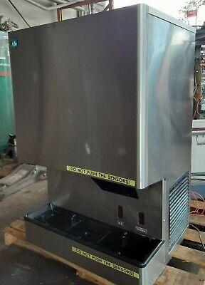 Hoshizaki Dcm-500bah-os Opti-serve Ice Machine Water  Ice Dispenser