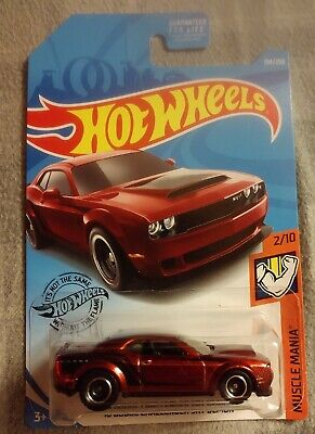 Hot Wheels Dodge Demon Super Treasure Hunt