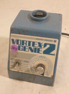 Scientific Industries Si Vortex Genie 2 Mixer Model G-560