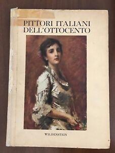 POGGI-amp-SOMARE-PITTORI-ITALIANI-DELL-039-OTTOCENTO-1949-WILDENSTEIN-VZ