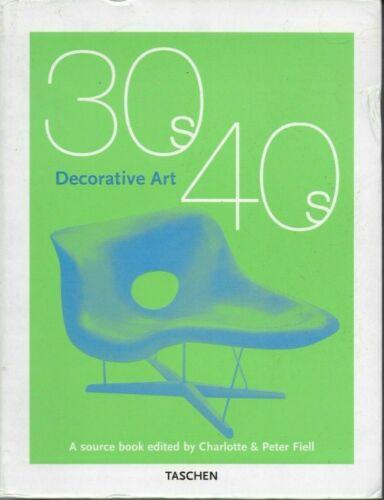 Decorative Art 30s 40s Taschen Source Book Yearbook Copyright 2000 Eames Design