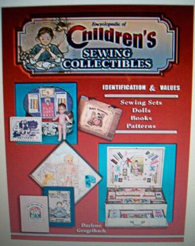 SEWING CHILDREN PRICE GUIDE COLLECTOR