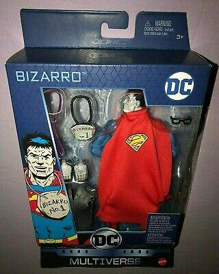 Superman Accessories (DC Multiverse BIZARRO SUPERMAN WITH ACCESSORIES)