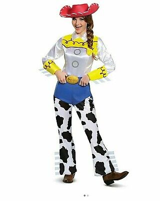 Jessie Costume For Women (Toy Story 4 - Jessie Deluxe Adult Women's Costume sz L no)