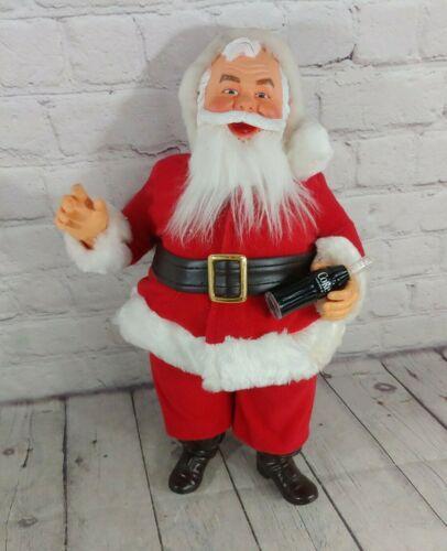 """Vintage Coca Cola Santa Figure 16"""""""