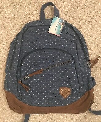 78440ed064ac Roxy Lately Backpack Bag - Surf Skate Snow - Brand New - MSRP  52!!!