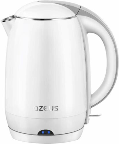 1.9 Qt  Electric Kettle Stainless Steel Water Boiler 1500W C