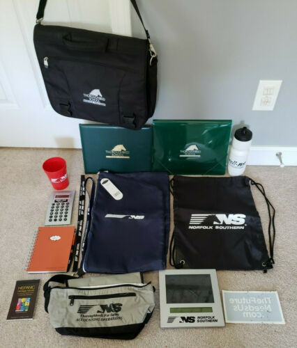 Lot of rare Norfolk Southern collectibles