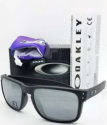 NEW Oakley Holbrook sunglasses Blue Black Iridium Infinite Hero Edition (Black And Blue Sunglasses)