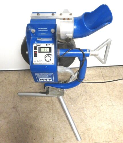 ATEC Axis LBL00220 BASEBALL PITCHING MACHINE WITH STAND