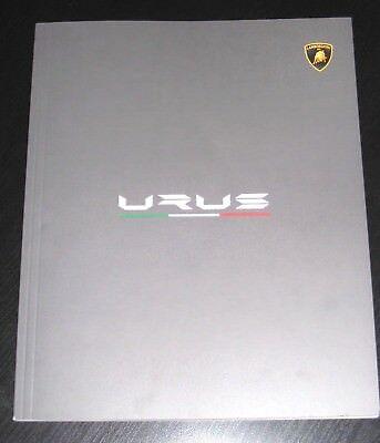 Lamborghini SUV Urus World Premiere Presse/Launch Kit/Buch/Book/Magazin/brochure