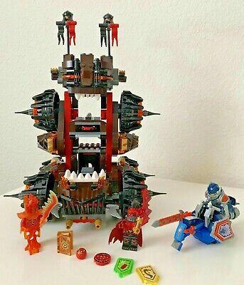 LEGO NEXO KNIGHTS General Magmar's Siege Machine of Doom (70321) Complete!!!!!!!