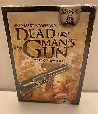 DEAD MAN's GUN BEST of SEASON ONE Eight Episodes Narrated by Kris