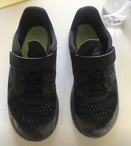 8f54983b467c Nike free run 2017 2Y BLACK KIDS UNISEX