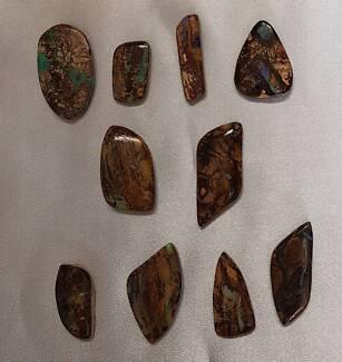 Koroit Fossil Opal Parcel Lot