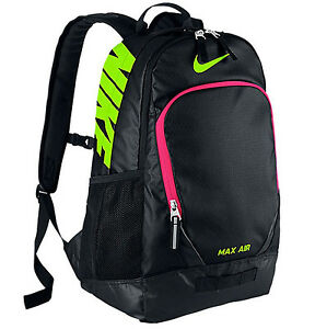 Nike Team Training Max Air Backpack Black Nike Team Training Max Air ... dca75f4e5b