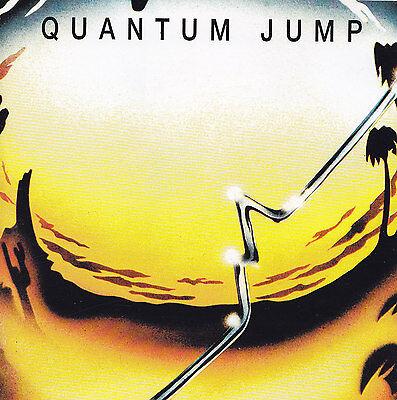 QUANTUM JUMP - CD - Quantum Jump ( 1998 ; Bonustracks ) gebraucht kaufen  Deutschland