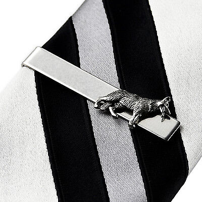 Shepherd Tie Clip - Tie Bar - Tie Clasp - Business Gift - Handmade - Gift Box