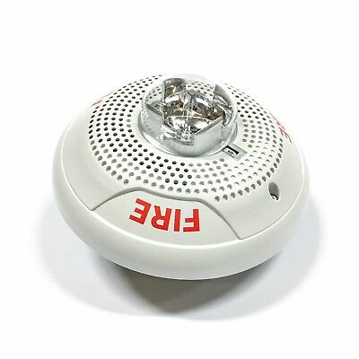 Spscw System Sensor Spectralert Advance Speaker White
