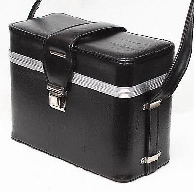 Vintage Shoulder Case Bag For 35mm Film SLR Rangefinder Polaroid M4/3 Camera